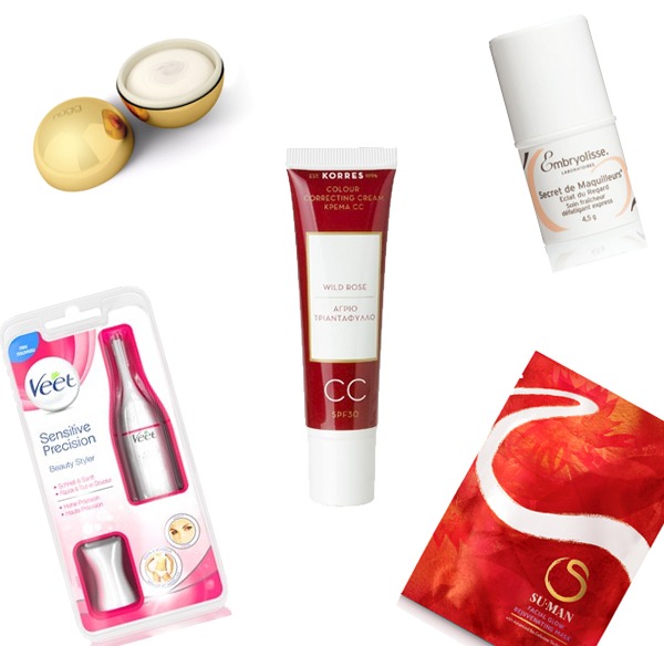 beauty favourites august 2016