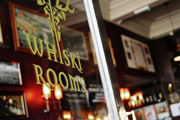 edinburgh fringe 32 whiski rooms