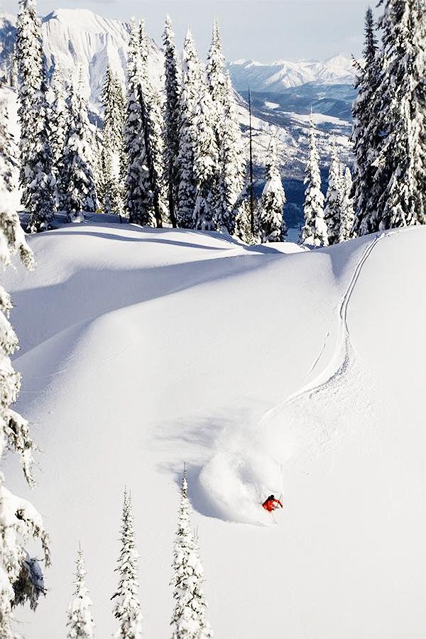 budget ski trip
