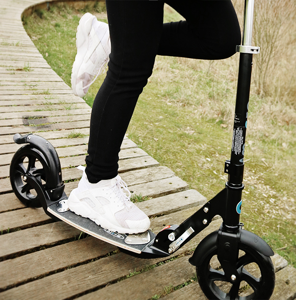 micro scooter fitness