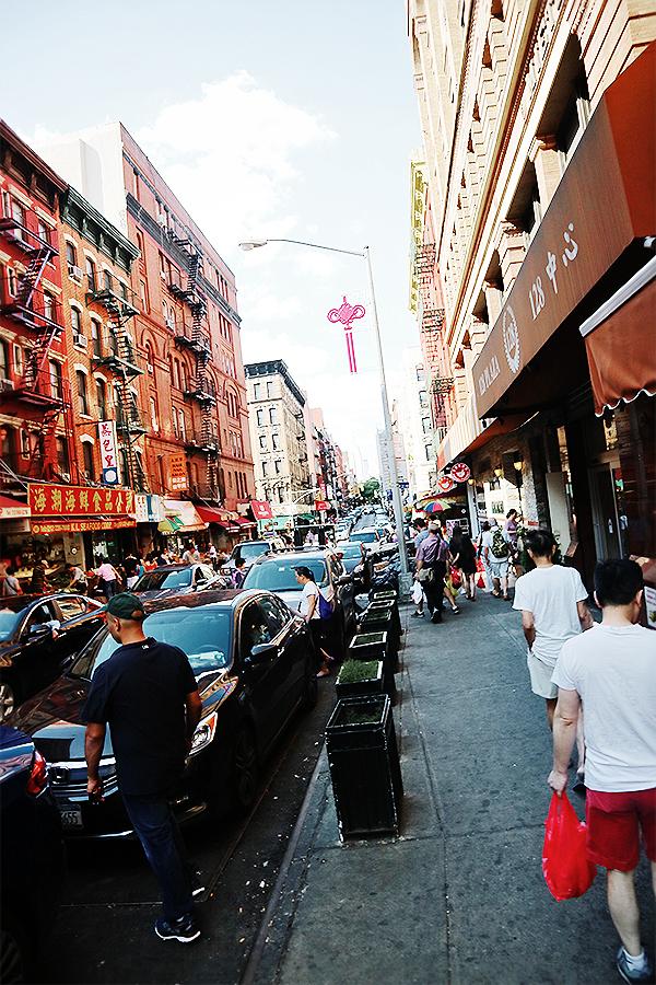 new york city tou