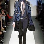 balmain fashion show runway