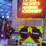 LFW Topshop Lela London at Meadham Kirchhoff