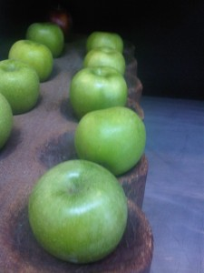 Apples at Myhotel Chelsea