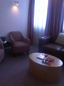 Living Room myhotel Chelsea