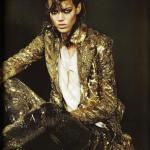 Star Girls Mario Testino Supermodels Vogue UK December