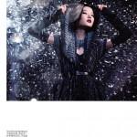 Winter Wonderland Vogue China Du Juan