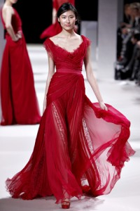 Couture Spring 2011 Elie Saab