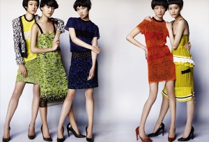 Gangs of New York Vogue 2011