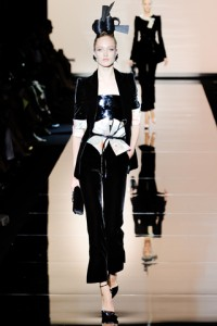 Armani Prive Fall Couture 2011