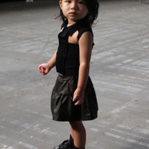 Fashion Week Street Style Alexander Wang Niece