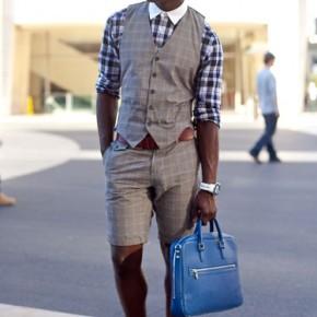 Fashion Week Street Style Ludget Delcy