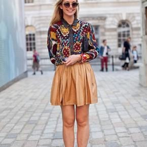 London Fashion Week Street Style Zoe Kuipers