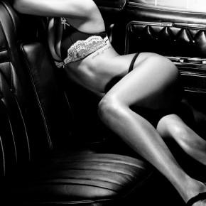 Rihanna Armani Underwear